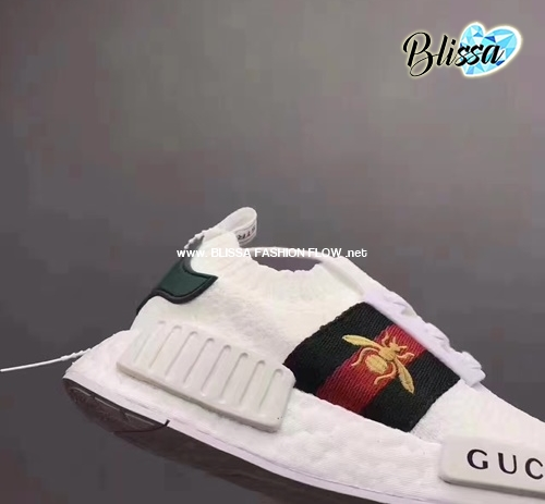 ADIDAS NMD X GUCCI BEE SNEAKER | BLISSA FASHION FLOW